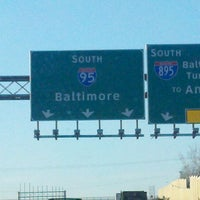 Photo taken at I-95 (Northeast Maryland) by D Scott C. on 12/31/2011