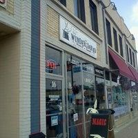 Photo taken at Wunderground Magic Shop by Jonathon W. on 8/18/2011