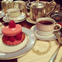 Photo taken at Ladurée by Lorena R. on 8/27/2012