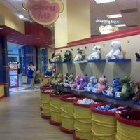 Photo taken at Build-A-Bear Workshop by Rindy S. on 1/5/2012