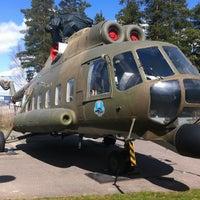Photo taken at Suomen Ilmailumuseo / Finnish Aviation Museum by Noora S. on 4/28/2012
