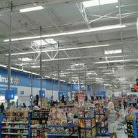 Photo taken at Walmart Supercenter by Bert H. on 6/23/2012