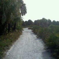 Photo taken at Caladesi Island State Park by Chip G. on 12/26/2011