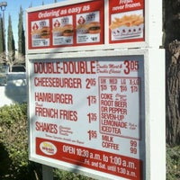 Photo taken at In-N-Out Burger by Michael S. on 12/31/2010