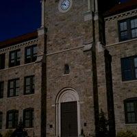 Photo taken at Broughton High School by Tori B. on 12/18/2011