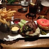 Photo taken at Thunder Burger & Bar by Katharina K. on 8/5/2012