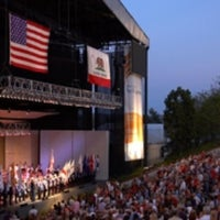 Photo taken at Verizon Wireless Amphitheatre by Neil P. on 7/5/2012