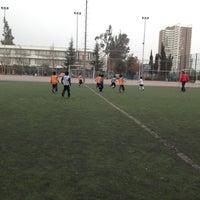 Foto tomada en Colegio Alicante de Maipu por Aldo L. el 6/9/2012