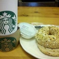 Photo taken at Starbucks by Bobby C. on 5/7/2012