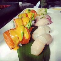 Photo taken at Yama Sushi by Luke Kash Y. on 7/15/2012