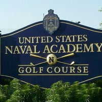 Photo taken at United States Naval Academy Golf Course by Noreen F. on 6/22/2012