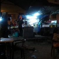 Photo taken at Gerai Depan Surau by Muhamad Akmal A. on 6/3/2012