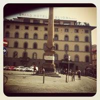 Foto scattata a Grand Hotel Baglioni da Fe Z. il 8/23/2012