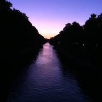 Photo taken at Paul-Lincke-Ufer by Robert K. on 8/19/2011
