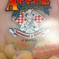 Photo taken at Apple Annie's by sabrina b. on 1/29/2012