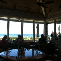 Photo taken at Beachside Bar Cafe by Kevin S. on 9/1/2012