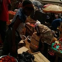 Photo taken at Ejisu Rounabout by Ernest kodjo R. on 1/22/2012