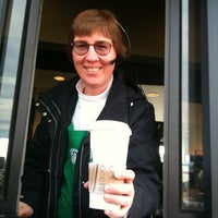 Photo taken at Starbucks by Sherrie M. on 1/7/2011