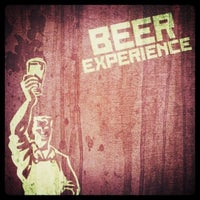 Photo taken at Beer Experience by Thiago R. on 8/22/2011