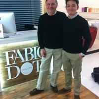 Photo taken at Fabio Doti Salon by Sangmin L. on 3/2/2012