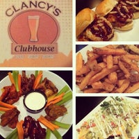 Photo taken at Clancy's Bar & Grill by Albert E. on 10/25/2011