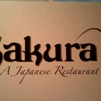 Photo taken at Sakura Japanese Restaurant by Richard P. on 5/31/2012