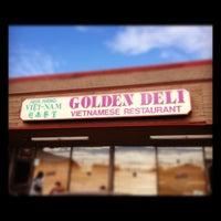 Photo taken at Golden Deli Vietnamese Restaurant by Glenn on 1/15/2012