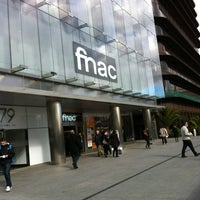 Photo taken at Fnac by RiXyto J. on 2/16/2012