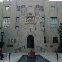 Photo taken at Los Angeles Public Library - Central by Corey P. on 9/11/2012