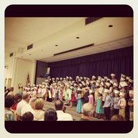 Photo taken at Oakbrook Elementary by Radu T. on 6/13/2012