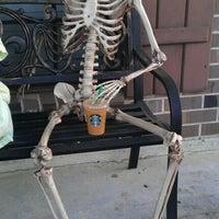 Photo taken at Starbucks by Kayla R. on 10/23/2011