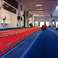 Photo taken at Masjid Bandar Perda by Mohd Hafiz W. on 8/18/2011