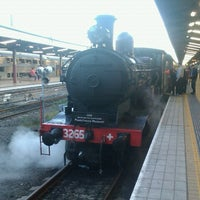 Photo taken at Central Station (Platforms 4 & 5) by Albert A. on 6/9/2012