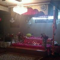 Photo taken at Ramgharia Sikh Gurdwara Sahib by Jagjit S. on 2/5/2011