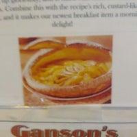 Photo taken at Ganson's by Joe D. on 1/22/2012