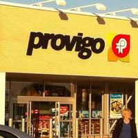 Photo taken at Provigo by Martin K. on 3/21/2012