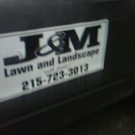 Photo taken at J & M Lawn And Landscape by Brent H. on 11/17/2011