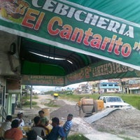 Photo taken at El Cantarito by Lucho N. on 1/21/2012