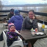 Photo taken at Aspenäs cafe by Helena H. on 3/18/2012