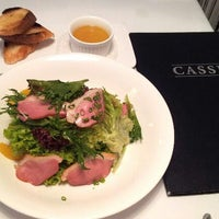 Photo taken at Cassis Restaurant by MY L. on 9/7/2012