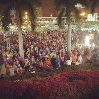 Photo taken at 10th ING Miami Marathon (Full & Half-Marathon) by Dieter K. on 1/29/2012