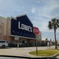 Photo taken at Lowe's Home Improvement by Mark P. on 4/28/2012