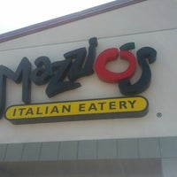 Photo taken at Mazzio's Italian Eatery by William M. on 7/29/2012