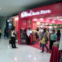 Photo taken at National Book Store by Cheeni M. on 1/4/2012