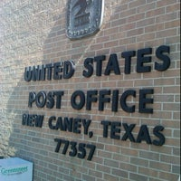 Photo taken at Post Office by Stacy C. on 10/18/2011