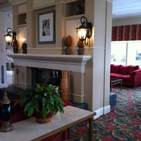 Photo taken at Hilton Garden Inn by Sandy C. on 1/22/2012