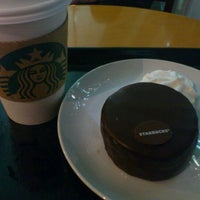 Photo taken at Starbucks by moonz on 1/11/2012