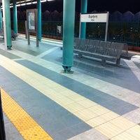 Photo taken at Eirini ISAP Station by Konstantinos K. on 12/30/2010