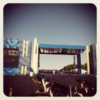 Photo taken at GWU Graduation Ceremony on the National Mall 2012 by Reuben I. on 5/20/2012