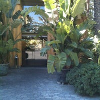 Photo taken at Hotel Huerto del Cura by Yolanda L. on 4/15/2012